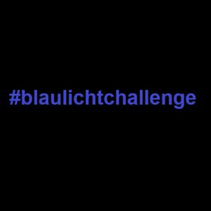 Blaulicht-Challenge
