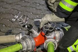 Einsatz 10-2019: Scheunenbrand in Simander